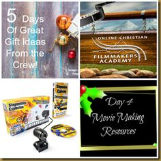 Families Again: 5 Days of Great Gift Ideas From the Crew–Day 4 - M...