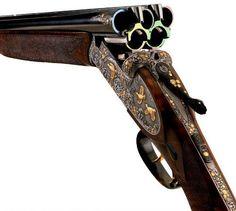 4 barrelled shotgun/rifle. (eta: Vierling?) - AR15.COM