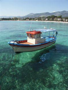 Mondello, Sicily.