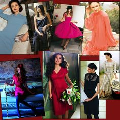 5 free dress patterns from Burdastyle.com