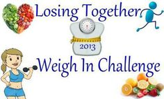Weigh in challenge