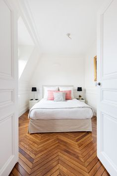 My ideal home — panoramic pied-à-terre for sale in Paris (via A+B...