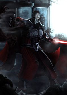 Sith Duelist by Tygodym on deviantART