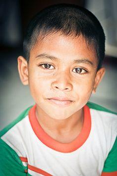 Maldivian boy