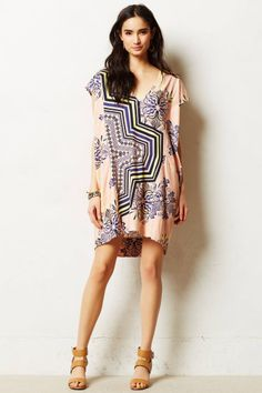 Love this tunic! Anthropologie #SMIRNOFFSorbet #GuiltlessPleasure
