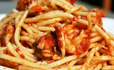 Lobster Spaghetti: The Best Way to Eat Lobster by Garrubbo Guide