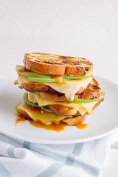 Recipe: Gouda and Apple Cinnamon Swirl Grilled Cheese — Recipes from ...