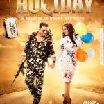 The brand new posters out of the upcomingA.R Murugados's Holiday starrer Akshay Kumar & Sonakshi Sinha in the lead roles. Akshay Kumar seen in an action army officerin his upcoming 'Holiday'.From the makers of most thrilling and action movie...