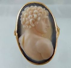 Image result for cameo ring