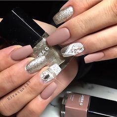 nails.quenalbertini: Instagram photo by badgirlnails | ink361