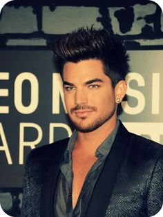 Adam Lambert....Elliot on Glee#awesome!