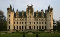 Chateau Challain, France  http://www.youtube.com/watch?v=1KXRbDSzvsk