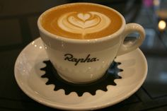 Rapha Cycling - Great Coffee = Great Cyclists