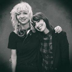 Sleepguest's Jacqueline Govaert and Laura Jansen day 5 2013