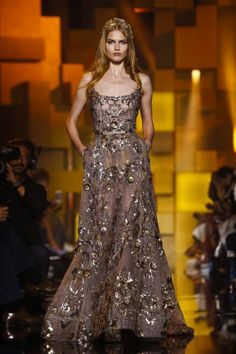 Elie Saab Haute Couture Fall Winter 2015 Collection