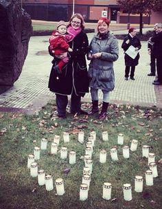 YK:n rauhanpäivä, lokakuu 2013, Kerava