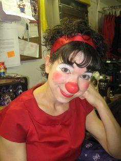 Clown Pics, Female Clown, Clowning Around, Clowns, Lady, Cute, Kawaii, Imperial Crown