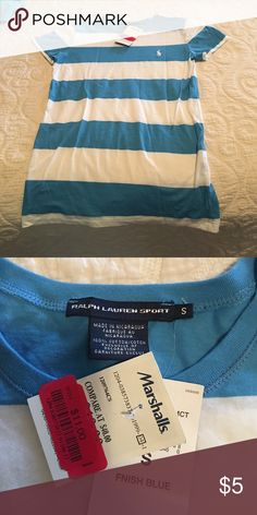 Polo Shirt Polo T Shirt. New with Tags. Polo by Ralph Lauren Tops Tees - Short Sleeve