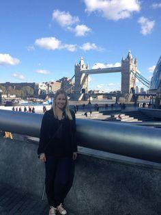 Bodd og studert i London