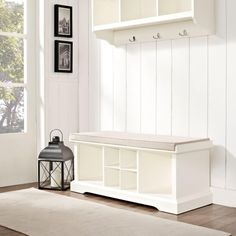 White Entryway Furniture White Color