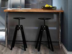 Tabouret Noir Bar Ikea