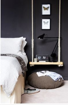 LYD- Kinda like this.(Bedside table)
