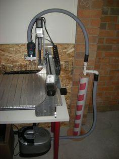 PET Soda Bottle Cyclonic Dust Separator