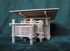 New Sculpture / Architectural Model: FAMILY.  Maciek Jozefowicz.