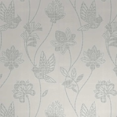 Graham & Brown Elegance Wallpaper - Silver -     Elegant flowing floral trails with metallic mosaic textures. From the 'Contour Antibacterial' range of wallpapers which have been developed with built in antibacterial protection. £25. #wallpaper #floral