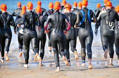 How to Survive the Swim on Your Next (or First) Triathlon