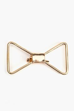 This hair bow is for grown-ups only.