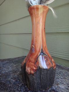 Cedar Post Vase