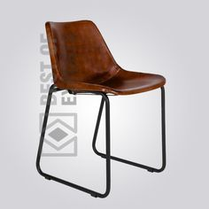 Product Details: Product Code: BE-I-CH-008 Material: MS steel & Upholstery Dimension: 40Lx50Wx77H C.M. C.B.M: 0.79