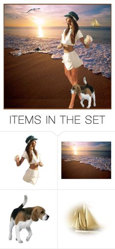 """""""Last Glimmer of the Day ..."""" by krusie ❤ liked on Polyvore featuring art"""