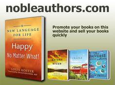 Global Book Promotion Website New Books, Promotion, Language, Website, Cover, Happy, Life, Languages, Ser Feliz