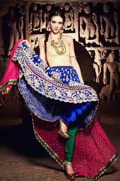 Anita Dongre designed timeless #salwaar kameez #chudidar #chudidar kameez #anarkali #anarkali suits #dress #indian #outfit  #shaadi #bridal #fashion #style #desi #designer #wedding #gorgeous #beautiful