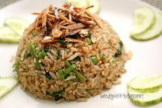 authentic malaysian nasi goreng