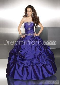 Luxurious Taffeta Mermaid Sleeveless Sweetheart Floor-length Prom Dresses NS34527