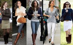 Kate Middleton - Classy, classic, and sophisticated!  This is the role model kids should have, not Lady Gaga