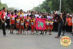 The Second edition of COLORS Pinkathon Kolkata 2018 concluded successfully with an overwhelming response of over 3500 women.