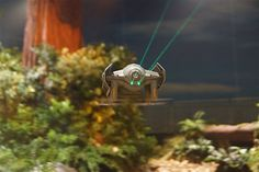These amazing Star Wars drones let you battle with the Millennium Falcon | The Verge