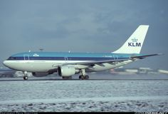 Airbus A310-203 - KLM - Royal Dutch Airlines | Aviation Photo #2832681 | Airliners.net