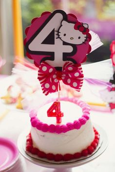 Hello Kitty Birthday Party Ideas | Photo 3 of 30 | Catch My Party
