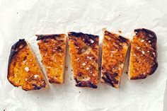 Grilled Garlic Bread Recipe - NYT Cooking