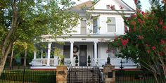 Hot Springs, Arkansas - The Gables Inn Bed and Breakfast - Lodging - Accommodations - Honeymoons - Weddings - Packages