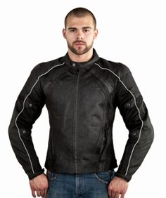 Mens premium textile motorcycle jacket BEST LEATHER Motorcycle gear with FREE SHIPPING on ANY order over $59 www.SouthernLeathers.com