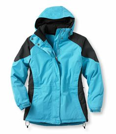 Llbean rugged ridge parka womens