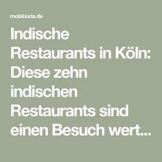 Indische Restaurants in Köln: Diese zehn indischen Restaurants sind einen Besuch wert | Kölner Stadt-Anzeiger