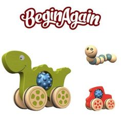 Today on BabySteals.com: just in time for Holiday gifting Wooden Toys by Begin Again starting at only $4.99!  These eco-friendly puzzles play sets toys and games from BeginAgain will be your child's favorite gift under the tree this year. They are a fantastic way to improve your child's motor skills problem solving and imagination all while teaching numbers letters and language! They'll even get to learn about different animals the sounds they make and their behaviors. And even better? They…