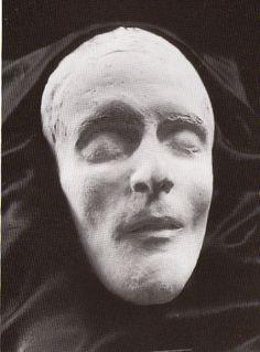 Modigliani Death Mask